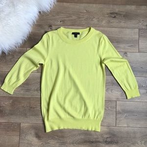 J. CREW Tippi Sweater Medium